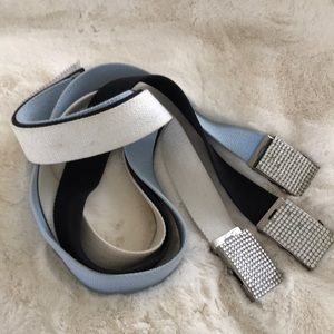 Accessories - Bundle of cloth belts